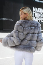 Adora Faux Fur Coat- 3 Colors