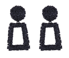 Cleopatra Statement Drop Earrings- 6 Colors