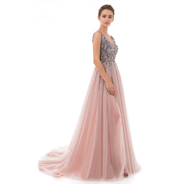 Ellaree Tulle Gown - Top Glam Shop