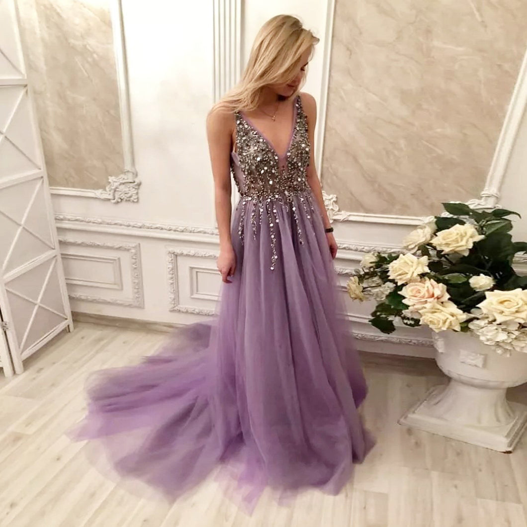 Ellaree Tulle Gown