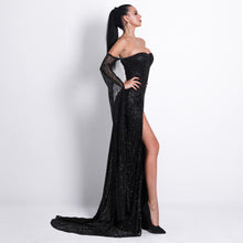 Empress Gown- Black
