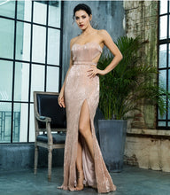 Enchanted Gown- Gold