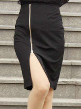 Zoey Skirt- Black
