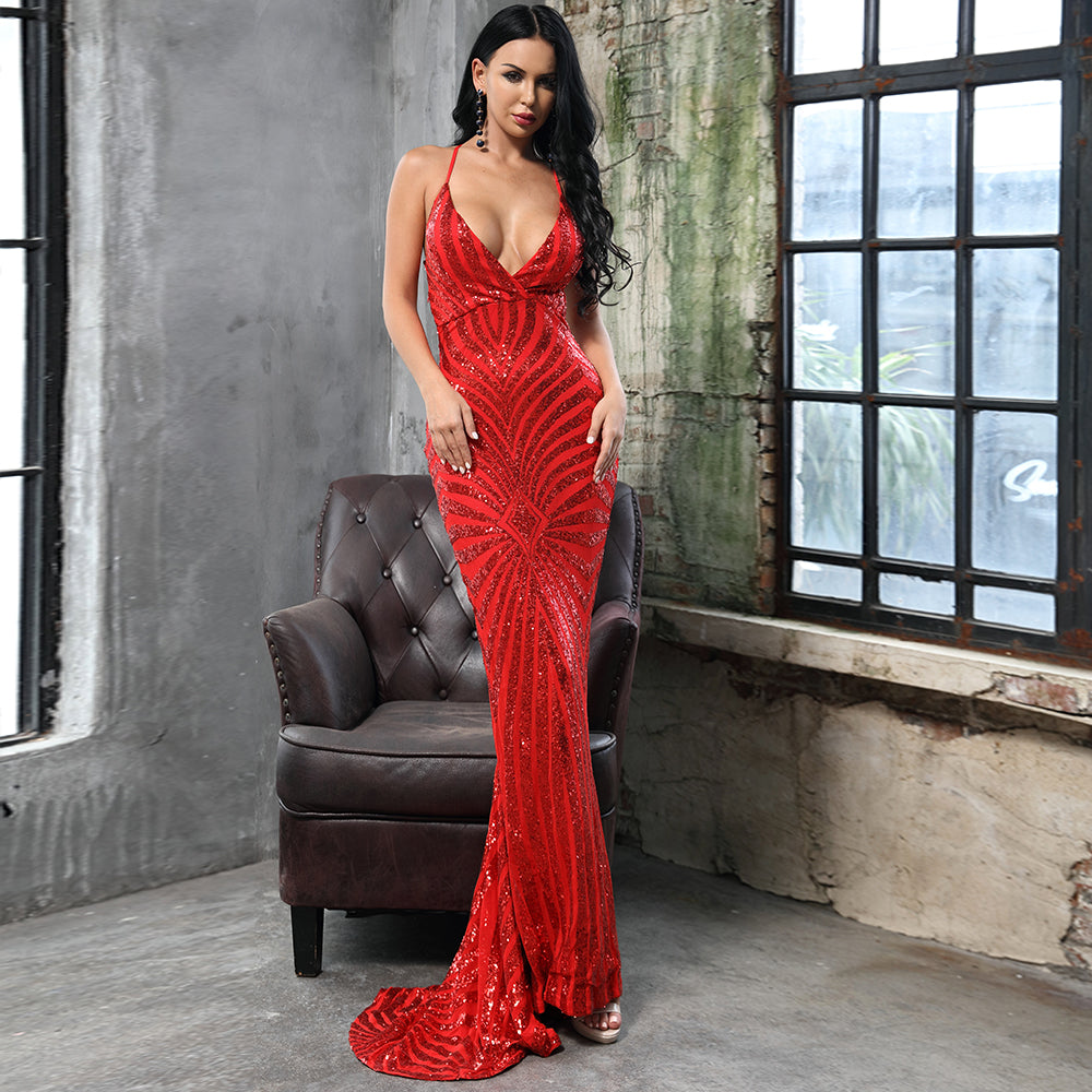 Hope Gown- Red