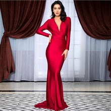 Jamila Gown- Red