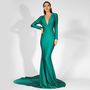 Jamila Gown- Emerald
