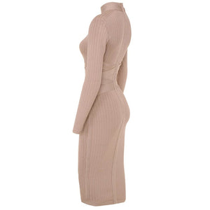 Lorena Bandage Dress