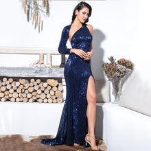 Madison Gown- Navy