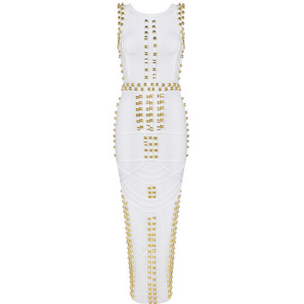 Rapunzel Bandage Dress- 2 Colors - Top Glam Shop