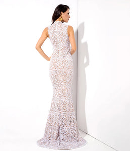 Sicily Gown- White