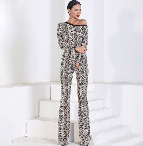 Soraya Jumpsuit - Top Glam Shop