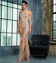 Stefania Gown- Gold