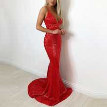 Zahra Gown- Red