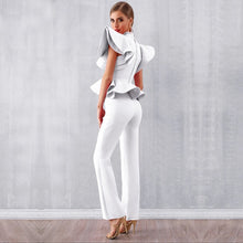 Zariah 2pc Set- Black & White