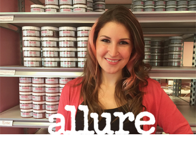 Allure - Teen Beauty Mogul