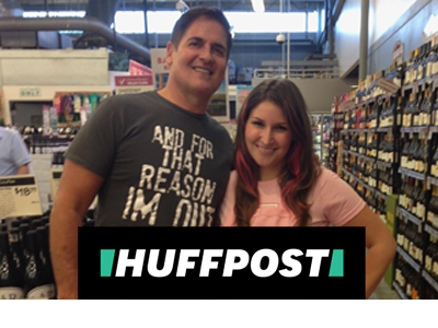 Huffington Post - How One Shark Tank Deal Turned Lani Lazzari Into a Millionaire Before College