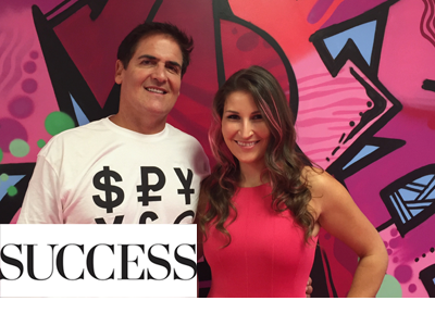Success Magazine - How Simple Sugars Survived the 'Shark Tank'