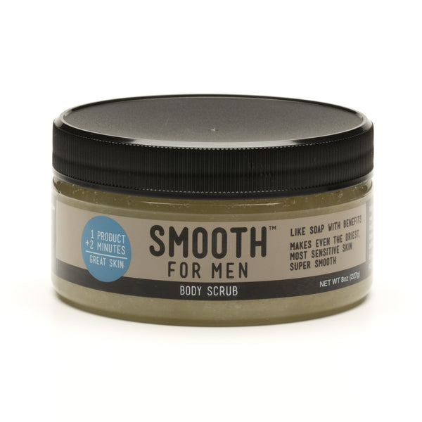 Gingerbread Man Body Scrub - Smooth for Men