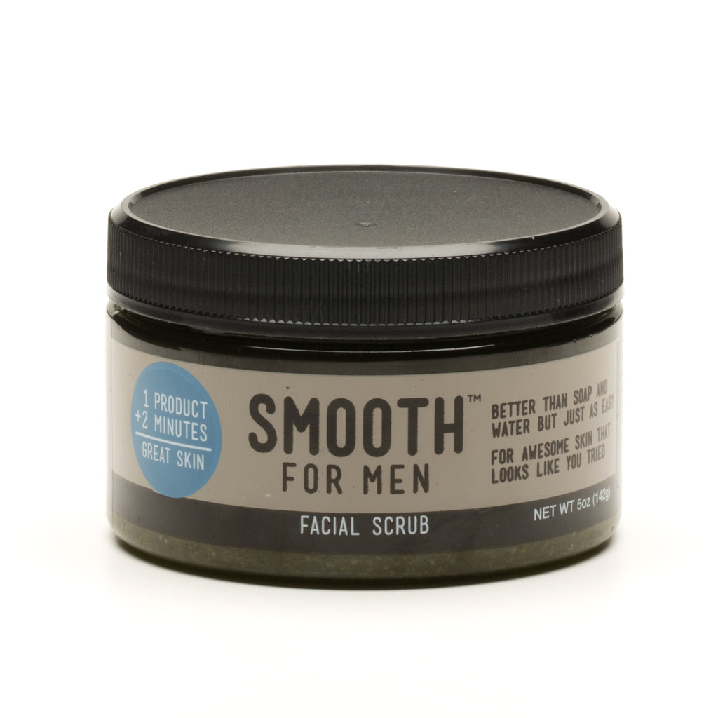 Shop Smooth For Men Green Tea Facial
