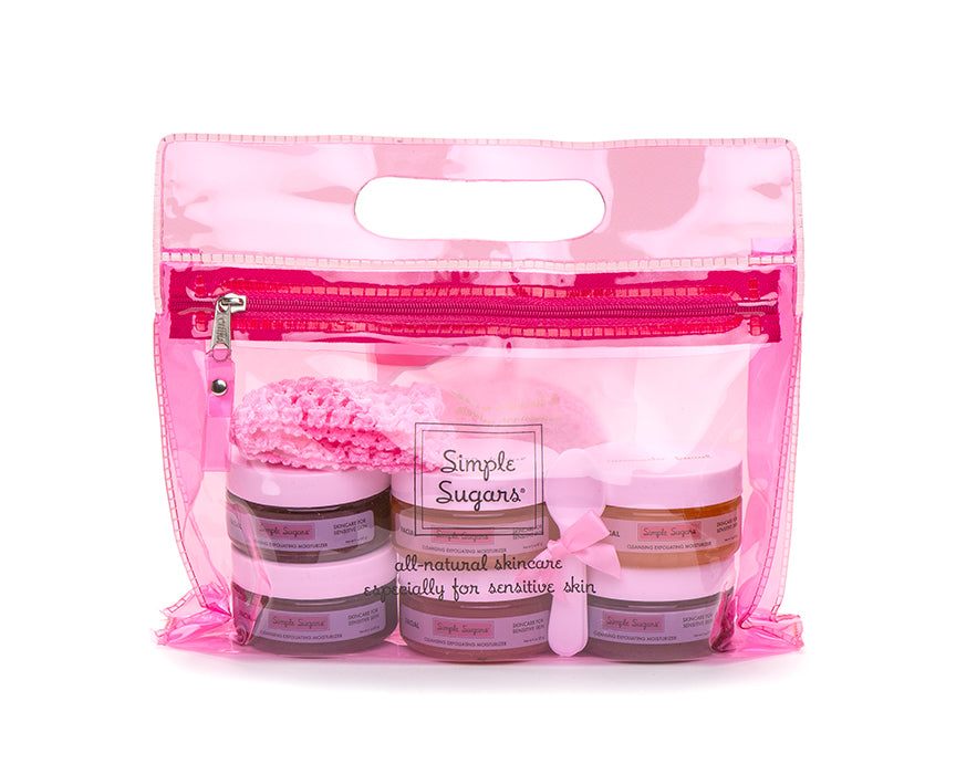 Shop The Simple Sugars Facial Sampler