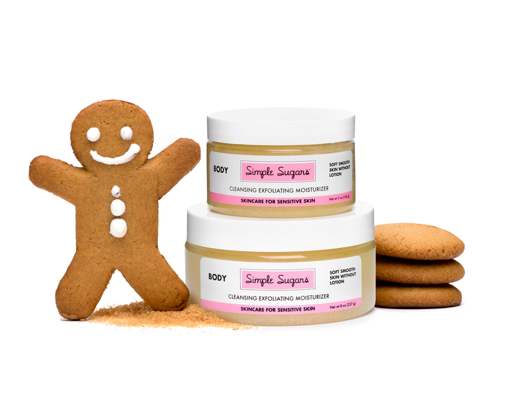 Gingerbread Body