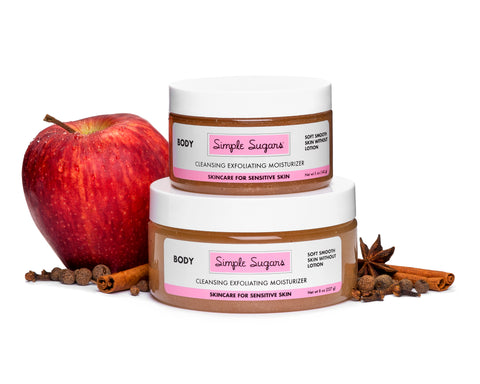 Spiced Apple Body with Emu Oil