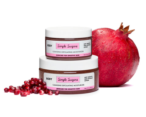 Pomegranate Body with Emu Oil