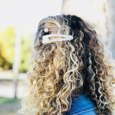 "Link to Article: ""Yes, grown women can wear hair clips. Here's why"""