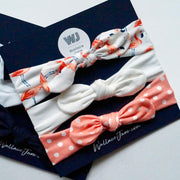 Holiday Hamper 9: Top Knot Head Wrap 3 Pack