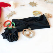 Hamper 4: Headband, Scrunchie, Flagship & Telephone Ties