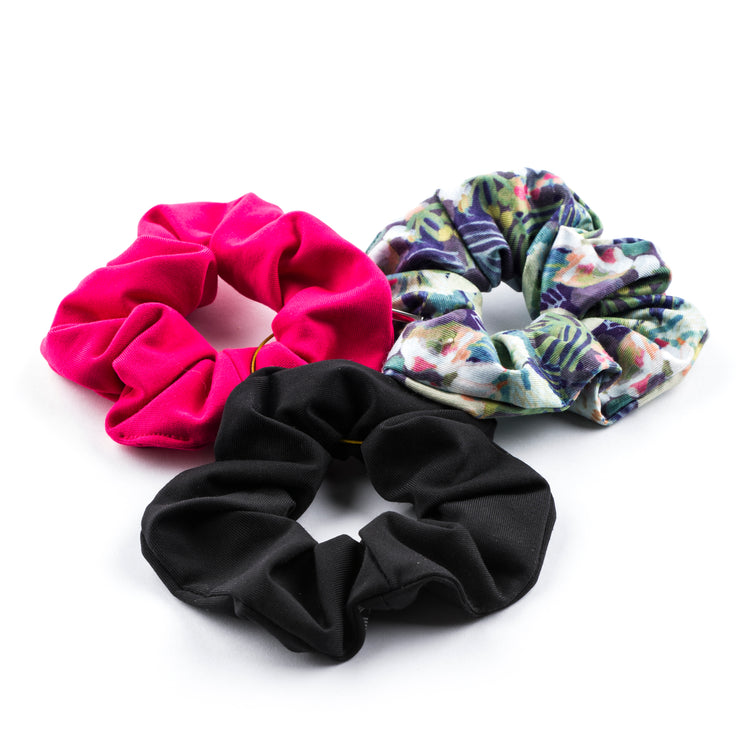 Stocking Stuffer Soft Athletic Scrunchies