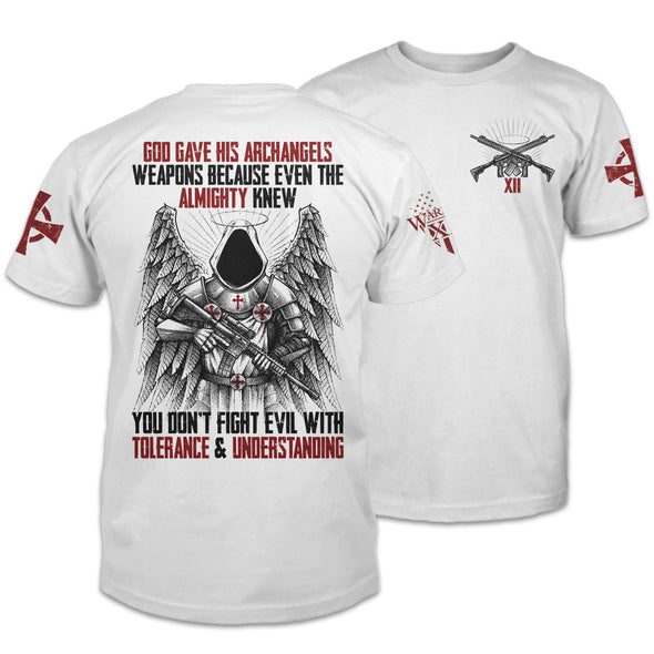 Archangels Weapons Shirt