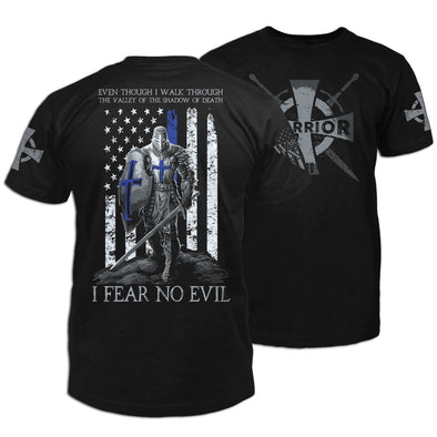 Crusader Thin Blue Line Shirt