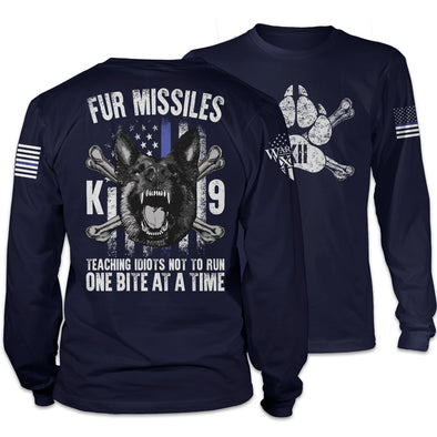 Fur Missile Long Sleeve