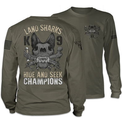 Land Shark Long Sleeve