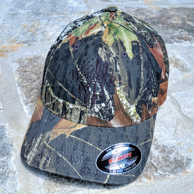 The Warrior Mossy Oak Flexfit Hat