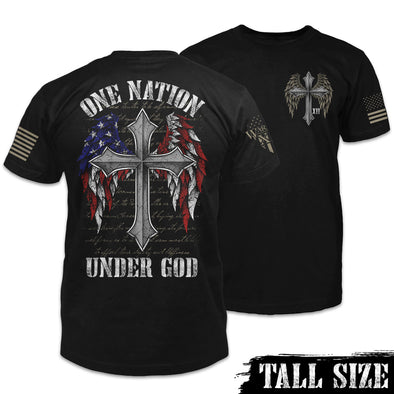 One Nation Under God Tall Size
