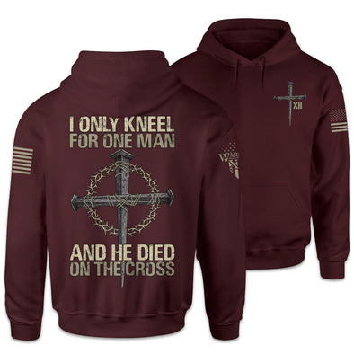 Only Kneel For One Hoodie