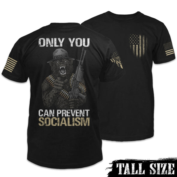Prevent Socialism Tall Size