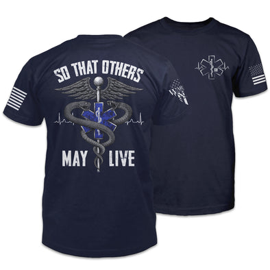 So That Others May Live Shirt