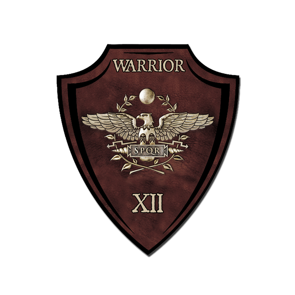 SPQR Roman Crest Decal