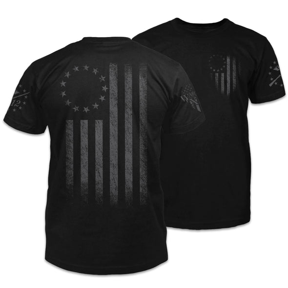 Tactical Betsy Ross Flag Shirt