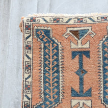 "Load image into Gallery viewer, Ida - Small Handwoven Vintage Rug 1'9""x3'2"""