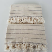 Load image into Gallery viewer, Deniz Turkish Hand Towel Set of 2