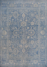 Load image into Gallery viewer, Hand-Knotted Denim Blue 8'x10' Argentinian Wool Rug