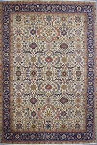 Handmade Persian New Zealand Wool 8'x10' Rug