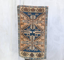 Load image into Gallery viewer, Tigris - Small Handwoven Vintage Rug 1'8x2'11