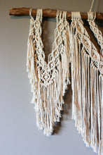 Load image into Gallery viewer, Thayer - Large Fringe Macrame Wall Hanging