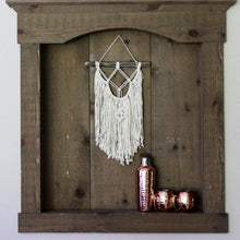 Load image into Gallery viewer, Mona - Small Macrame Tapestry