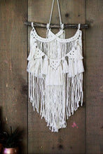 Load image into Gallery viewer, Medora - Small Macrame Tapestry